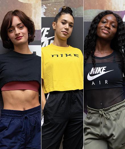 Nike déniche trois futures stars de la danse