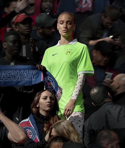 4 créatrices collaborent avec Nike pour la Coupe du monde de football