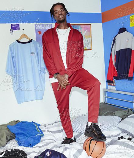 Nike collabore avec Martine Rose la créatrice adulée des rappeurs