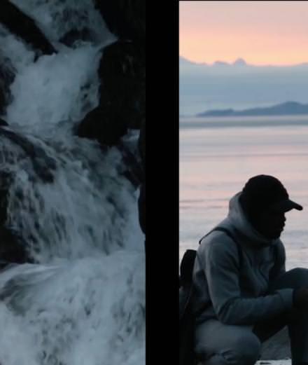 Vidéo : les expérimentations sonores de l'artiste NSDOS en Alaska