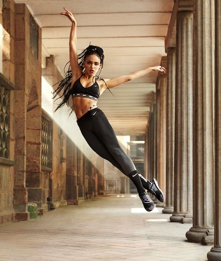 FKA Twigs does it again... with Nike
