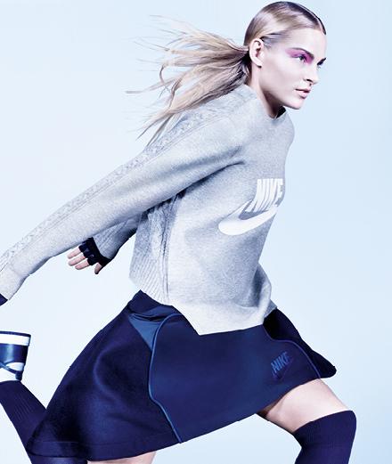 The new collaboration Nike x Sacai