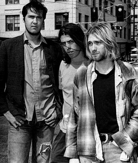 Kurt Cobain, martyr du rock et icône d'une jeunesse désenchantée