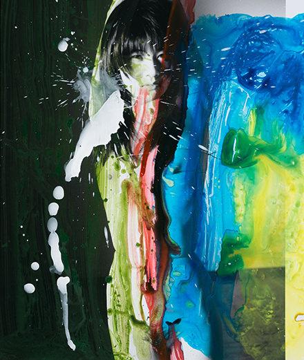 Nobuyoshi Araki expose 4 séries d'œuvres à la galerie Anton Kern de New York