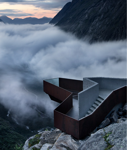 Reiulf Ramstad, nouveau roi de l'architecture scandinave