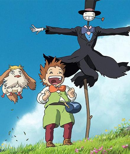 Le Studio Ghibli annonce son premier film en 3D
