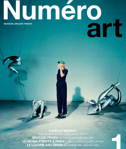 Offre spéciale FIAC : commandez Numéro Art, nouvelle revue de l'art contemporain international