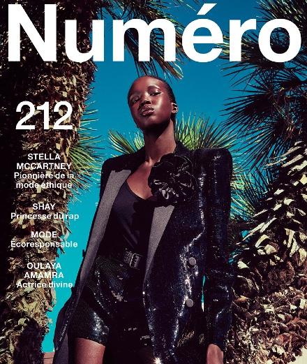 """Au sommaire du Numéro """"Nature"""" d'avril 2020 : développement durable et mode"""