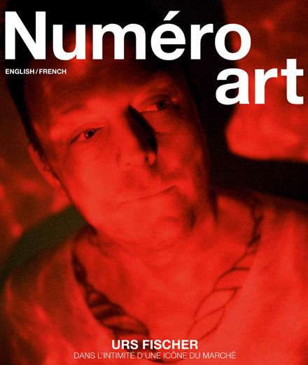 Urs Fischer et Joan Jonas en couverture du nouveau Numéro art