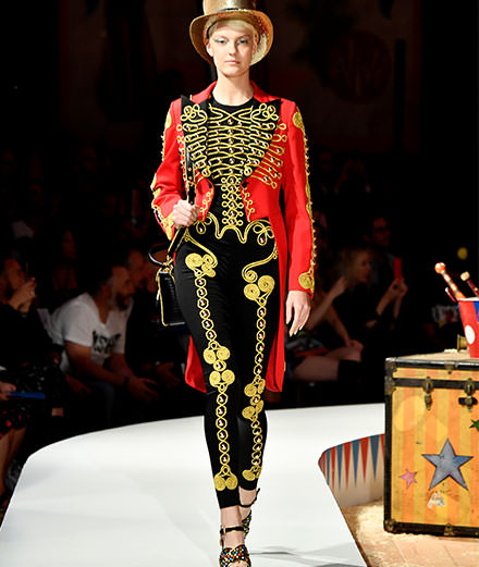 Moschino men spring-summer 2019 fashion show