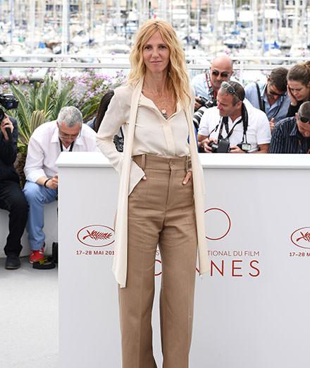 Sandrine Kiberlain, nouvelle présidente du jury au Festival de Deauville