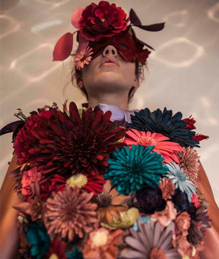 Backstage : le défilé Viktor&Rolf haute couture printemps-été 2018 vu par Mehdi Mendas