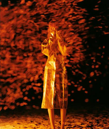 L'ardente Kaila Wyatt sous l'objectif de Rory Payne