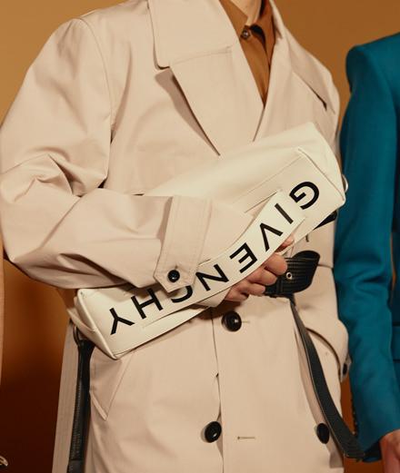 """Objet du jour : les sacs """"Tag"""" de Givenchy"""