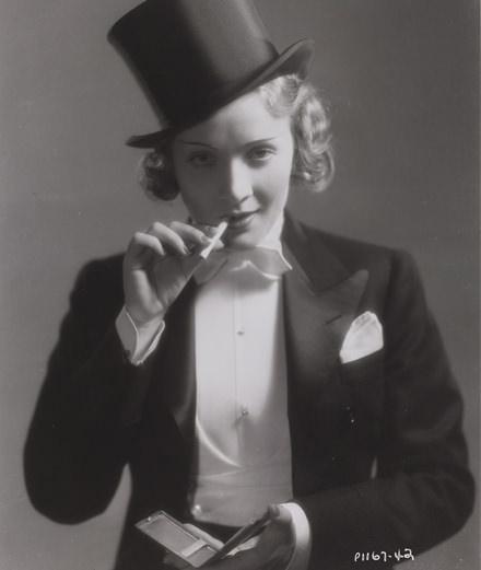 Le mythe Marlène Dietrich célébré à la MEP
