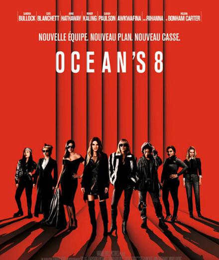 """Comment """"Ocean's 8"""" rebat les cartes du film de braquage avec une bande d'escrocs féminine"""