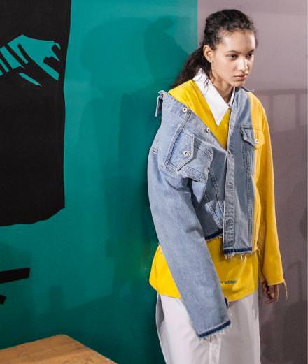 Backstage: inside Off/White fall-winter 2016-2017 runway show