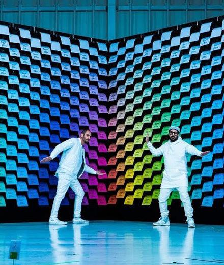 567 imprimantes dans le nouveau clip d'OK Go