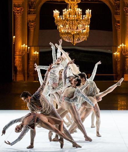 Le jour où Olivier Rousteing a fait scintiller l'Opéra