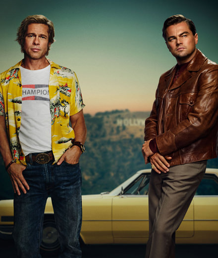 "En direct de Cannes : Tarantino dévoile son ""Once Upon a Time in Hollywood"""