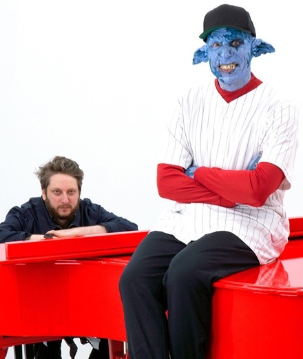 La mélodie apocalyptique d'Oneohtrix Point Never et James Blake