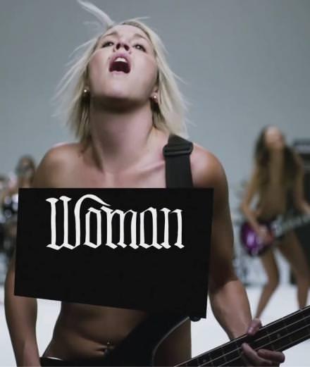 Femmes mises à nu dans le nouveau clip libéré d'Awolnation