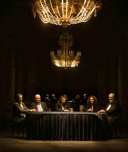 À la poursuite du fantôme de l'Opéra de Paris