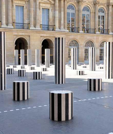 32 œuvres d'art en plein air à Paris
