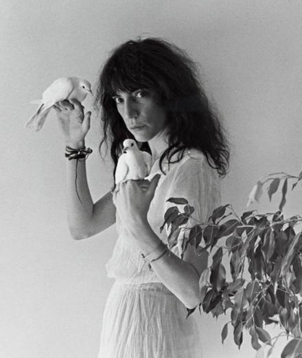 Patti Smith en 10 photos iconiques