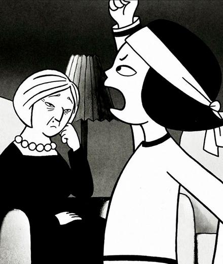 Et si l'animation était le plus sérieux des cinémas ?