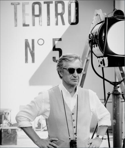 Wim Wenders brings 1950s Italian cinema back to life for Persol