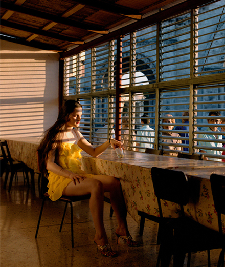 Les artifices de Philip-Lorca diCorcia s'exposent chez David Zwirner