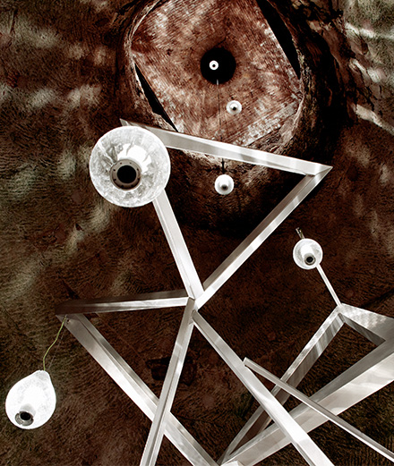 Voyage au centre de la Terre avec l'intelligence artificielle de Ruinart