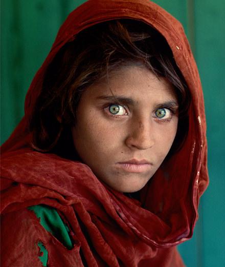 Les photos mythiques de Steve McCurry exposées à Lyon
