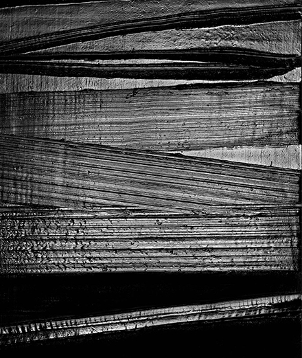 Le peintre du noir Pierre Soulages bat son record de vente