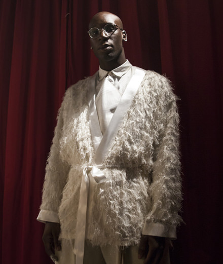 Pigalle Paris fall-winter 2017 runway show seen by Mehdi Mendas