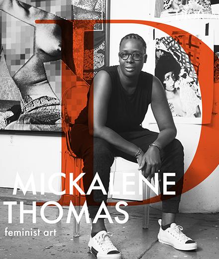 L'artiste féministe Mickalene Thomas est l'invitée du podcast Dior Talks