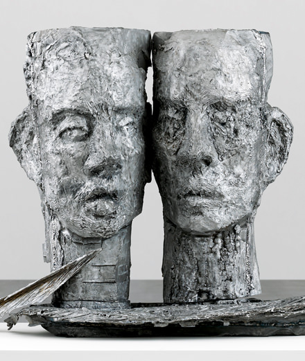 The oeneiric and fantastic sculptures of Jean-Marie Appriou