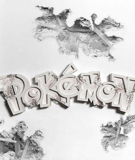 Daniel Arsham réinvente les Pokémon pour Uniqlo