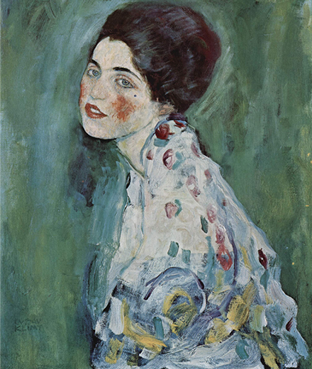 Un tableau de Klimt volé retrouvé dans un sac poubelle en Italie
