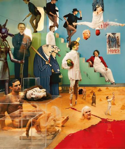 "L'artiste David Altmejd et le groupe Yeasayer : une collaboration fantastique pour l'album ""Amen & Goodbye"""