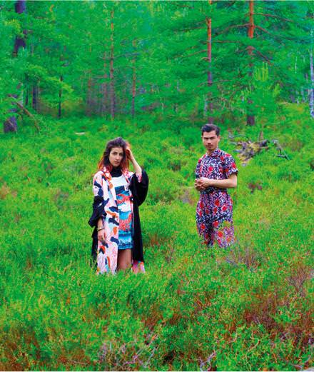 Rencontre avec la sensation pop Lilly Wood and The Prick