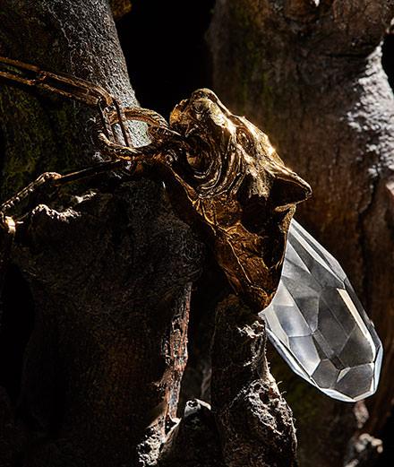 Objet du jour : le bestiaire joaillerie de Prada