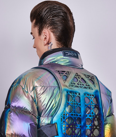 Exclusive: the collaboration between Kim Jones and the artist Sorayama for Dior Homme