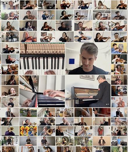 Prequell invite 200 musiciens du monde entier à former un orchestre digital