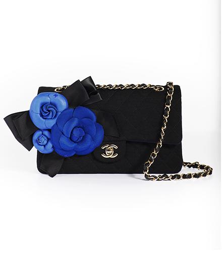 Achetez un sac Chanel 100€ et soutenez les soignants