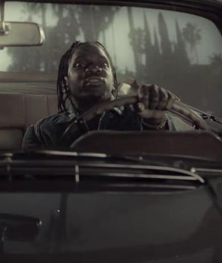Kanye West et A$ap Rocky <br> dans le nouveau clip de Pusha T