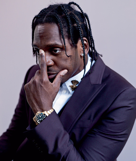 BEST OF 2015: Pusha T