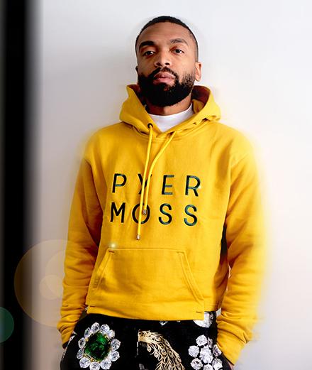 Le label Pyer Moss transforme son studio en centre de donation