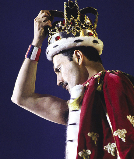 Queen : dans l'intimité de Freddie Mercury